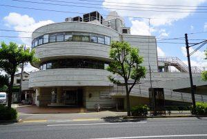 武蔵野市障害者福祉センター外観